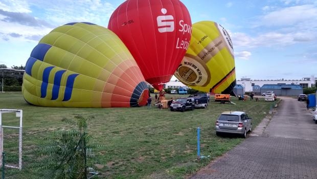 Ballon-Jugendlager