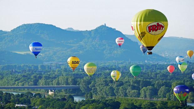 13. Ballonfestival Bonn 2021