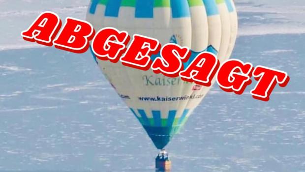 Int. Kaiserwinkl Alpin - Ballooning