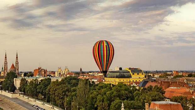 22nd FAI European Hot Air Balloon Championship 2021, Szeged, Hungary