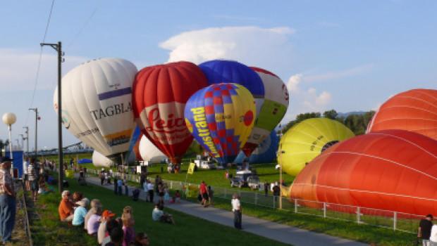 6. Internationale Ballon- und Flugtage Alpenrheintal