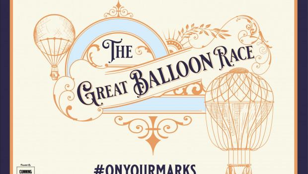 Great Balloon Race - Shuttleworth