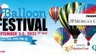 Hudson Hot-Air Balloon Festival