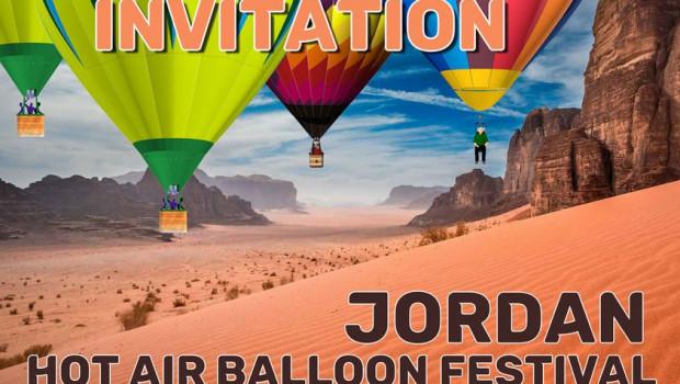 First Jordan Hot Air Balloon Festival